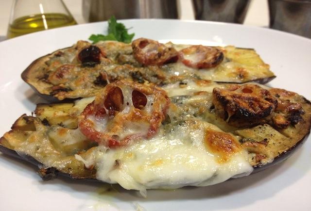 Eggplant alla Lucana