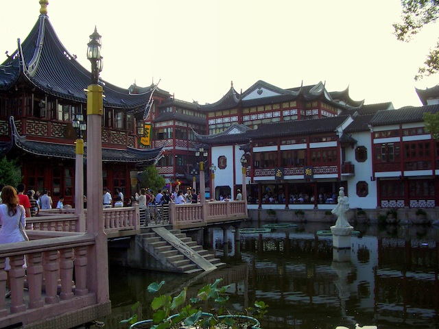 Los Jardines de Yuyuan. Shaghai 2