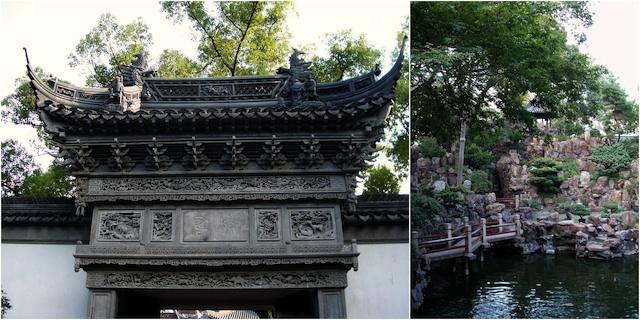 Los Jardines de Yuyuan. Shaghai 3