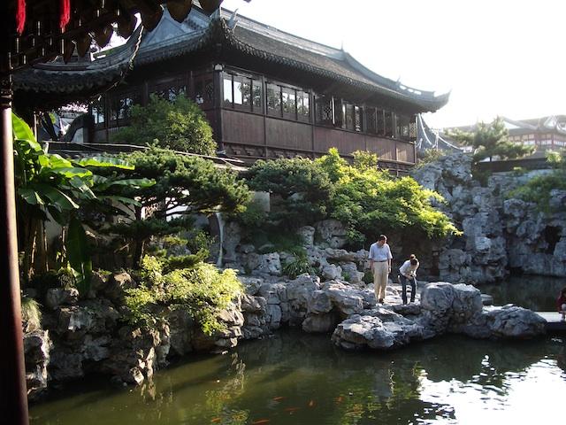 Los Jardines de Yuyuan. Shaghai 5