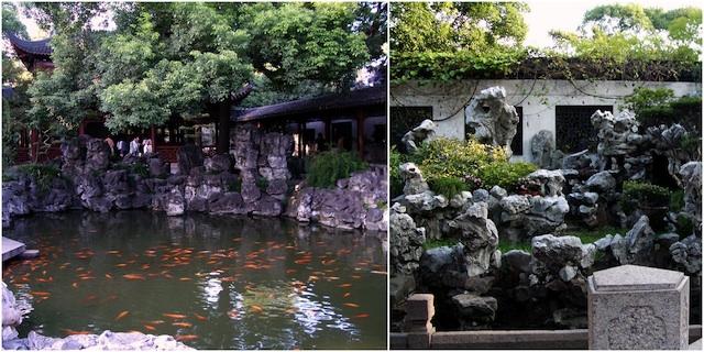 Los Jardines de Yuyuan. Shaghai 7