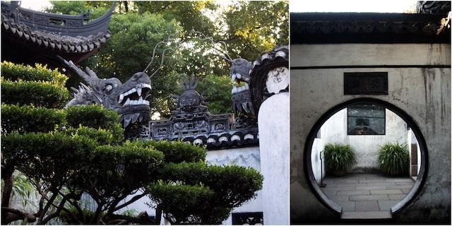 Los Jardines de Yuyuan. Shaghai 6