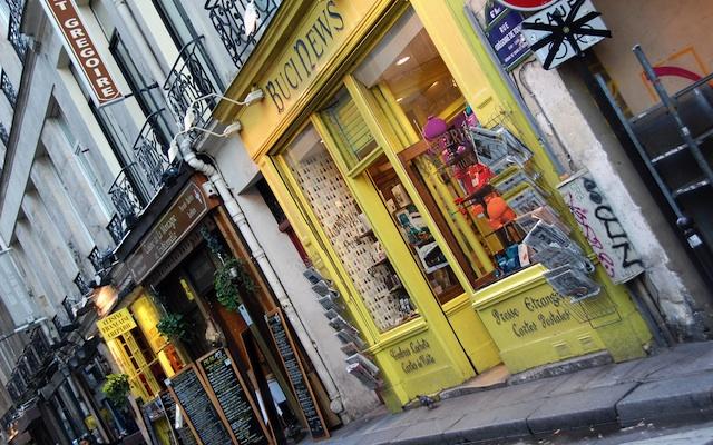 Un paseo por el Barrio Latino de París 13