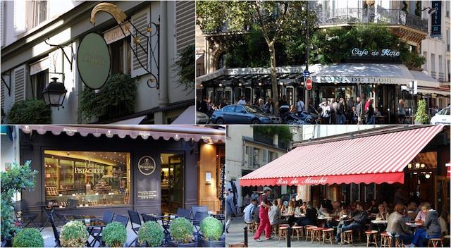 Un paseo por el Barrio Latino de París 12