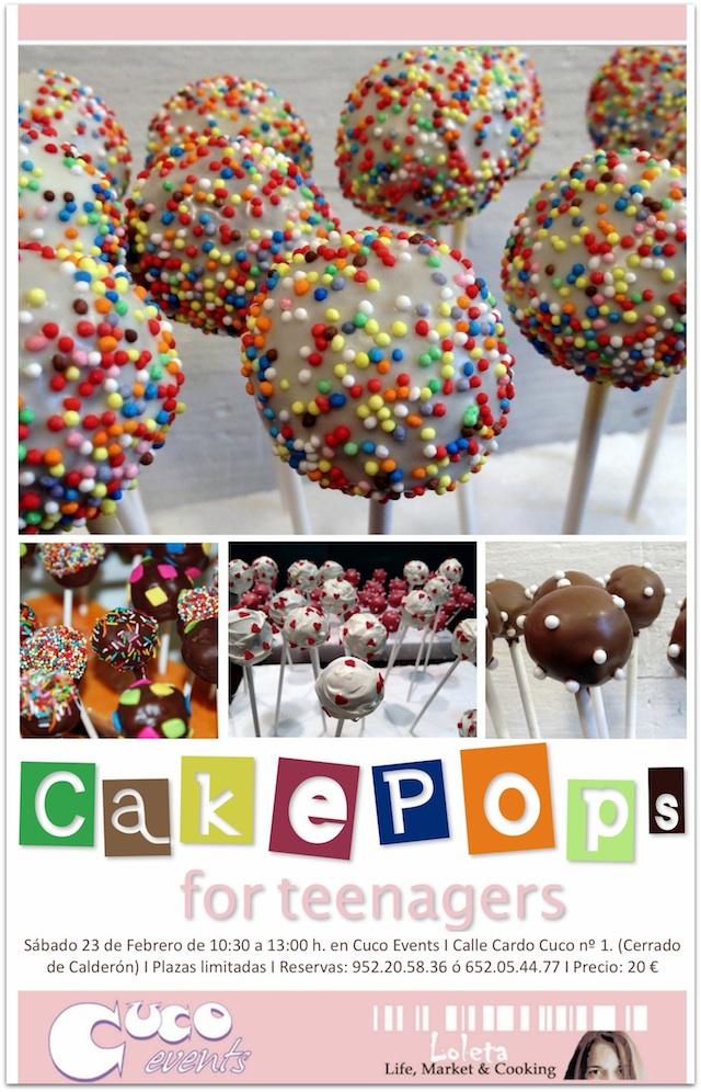 CakePops Cuco Loleta