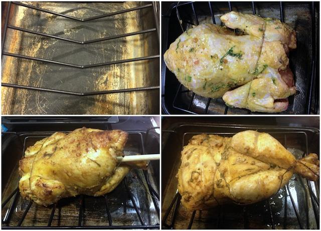 C70 Loleta chicken with mustard 4