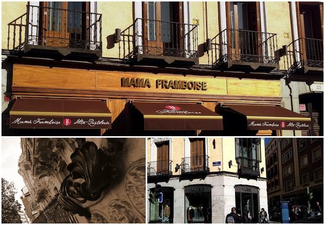A stroll in Fernando VI in Madrid 5