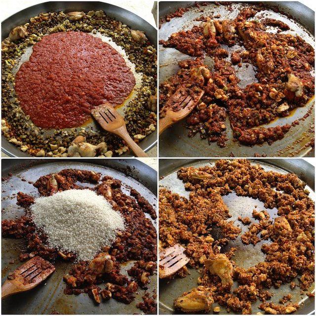 C87 Loleta 13 field paella rice