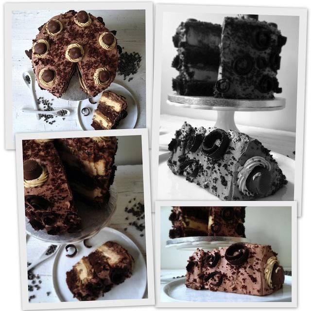 Loleta 19 birthday cake