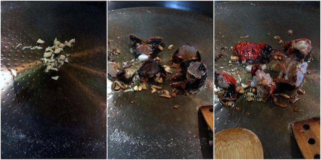C79 rice paella with lobster Loleta 1