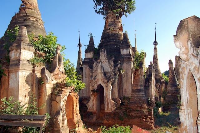 In Dein (Lago Inle, Myanmar)  1