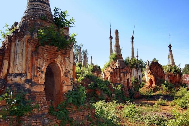 In Dein (Lago Inle, Myanmar)  6