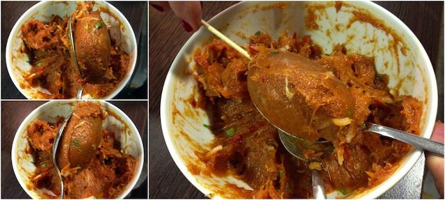 C81 Loleta Brocheta de pollo Gai Ping In Dein 26