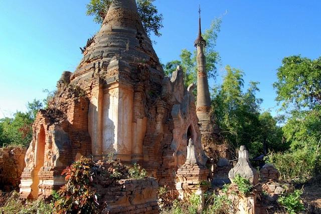 In Dein (Lago Inle, Myanmar)  10