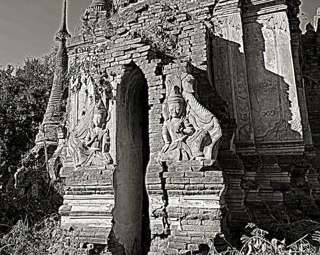 In Dein (Lago Inle, Myanmar)  4