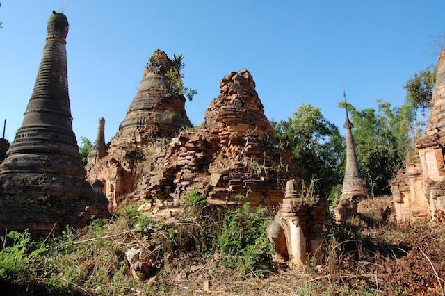 In Dein (Lago Inle, Myanmar)  8