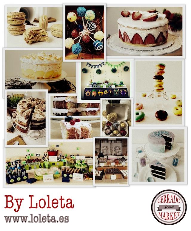 Cerrado Food Market Collage by Loleta