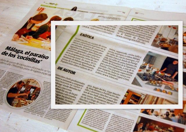 En Diario Sur Mayo 13