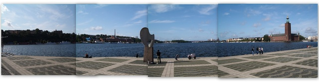 Stockholm | A boat trip on the Swedish capital