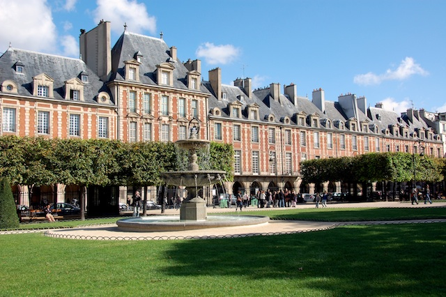 What to see in Paris | Place des Vosges