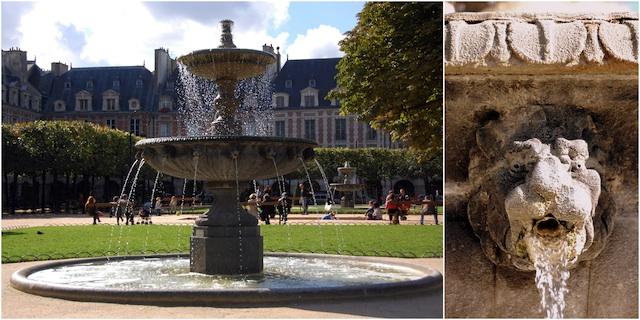 Qué ver en París | Place des Vosges