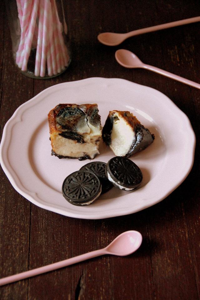 My oreo cheesecake. The best cheesecake