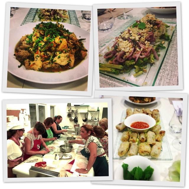 Curso vietnamita Dulce y Salado