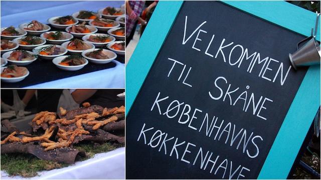 Comer en Copenhague