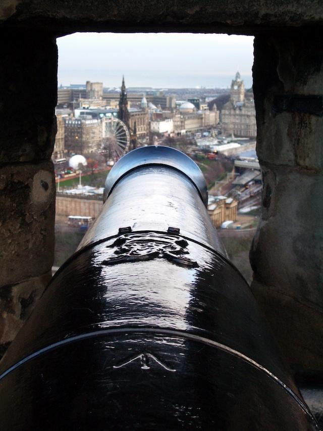 El Castillo de Edimburgo y su fantasma perdido 3