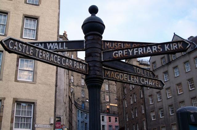 El Castillo de Edimburgo y su fantasma perdido 7