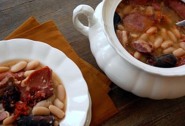 La fabada asturiana favorita de mi marido