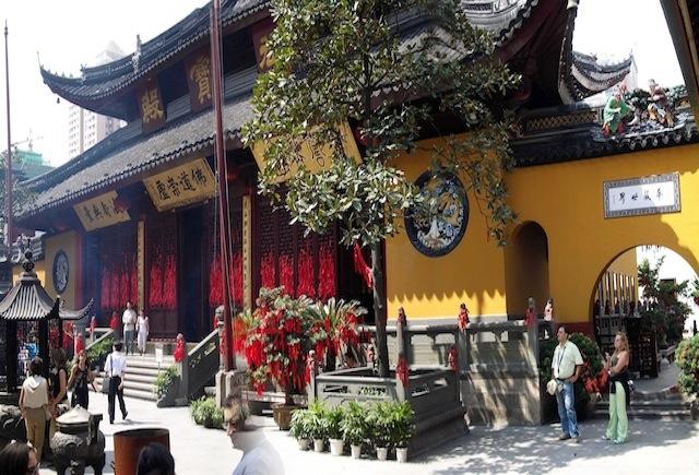 Shanghai: El Templo del Buda de Jade