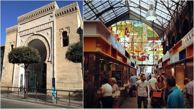 El Mercado de Atarazanas de Málaga 1