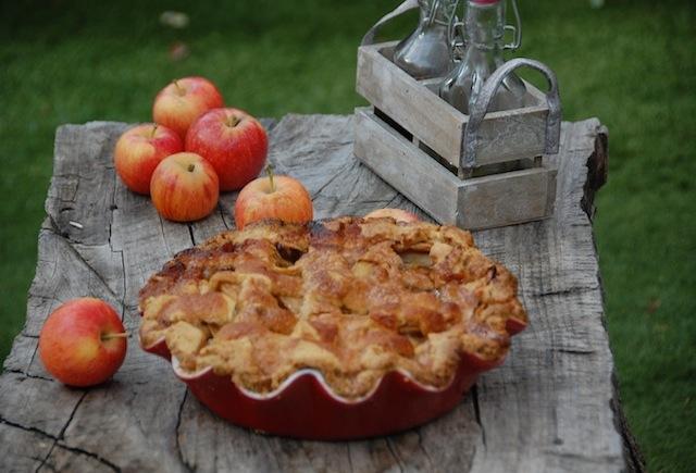 La mejor tarta de manzanas… Apple pie project