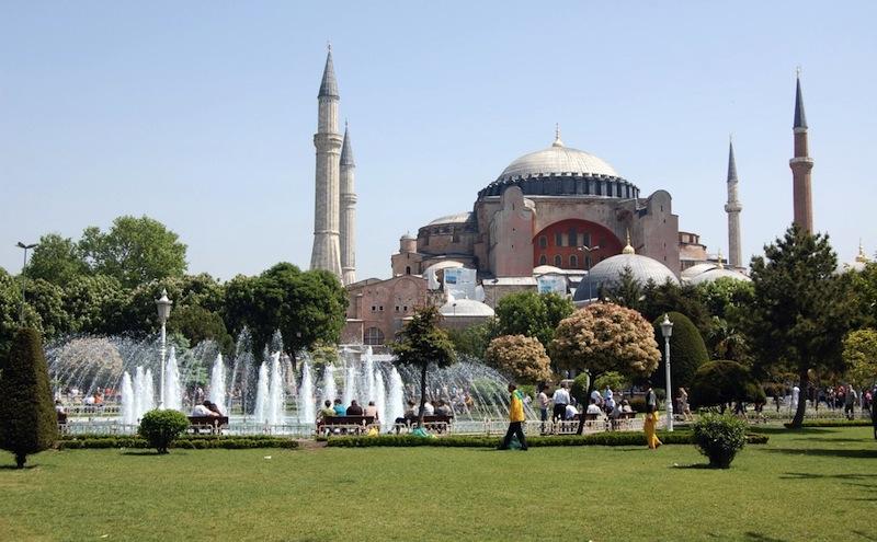 El Mercado de las Especias. El auténtico olor de Estambul