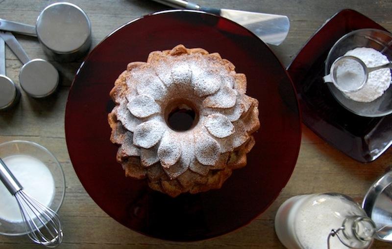 bunt cake Tia Mildred