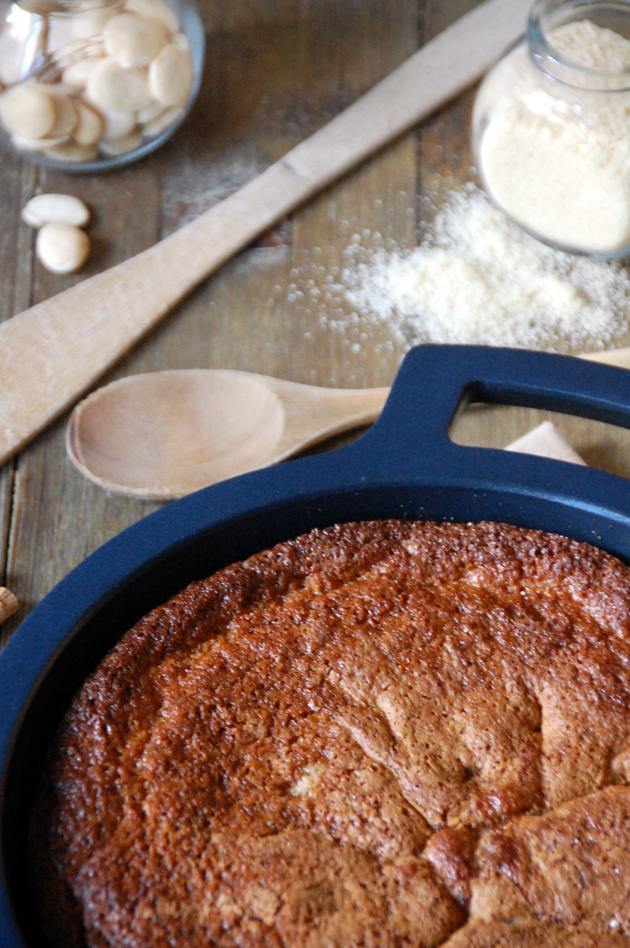 Cobler Pie tart of pears 3 Loleta