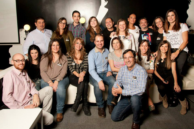 Blogueros Cocineros 2013. Cena Canal Cocina