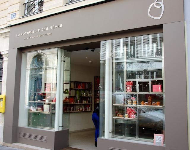 Pastelerías Londres, París y Nueva York
