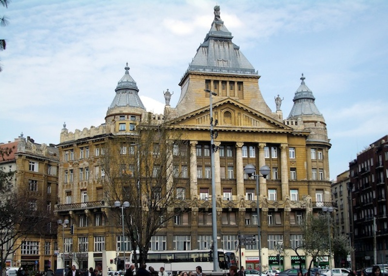 Un paseo por Budapest