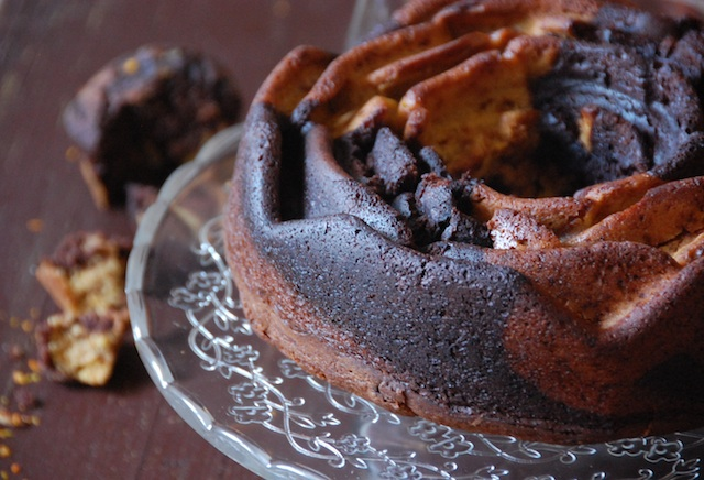 BUNDT CAKE MARMOL CHOCOLATE NARANJA LOLETA 5