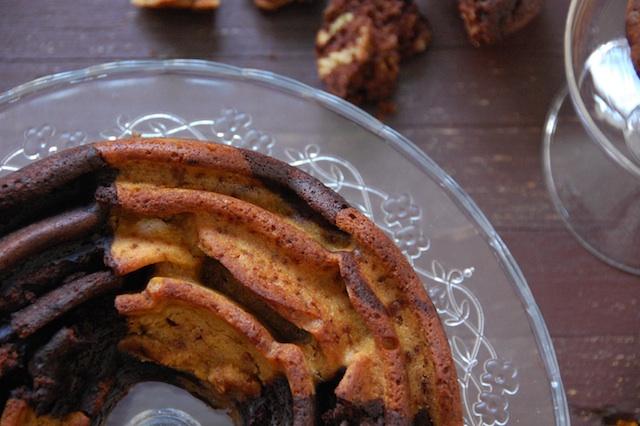 BUNDT CAKE MARMOL CHOCOLATE NARANJA LOLETA 7