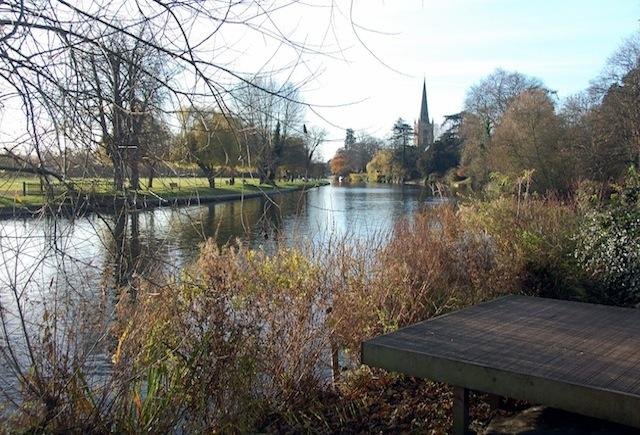 La ciudad de Shakespeare. Stratford-Upon-Avon