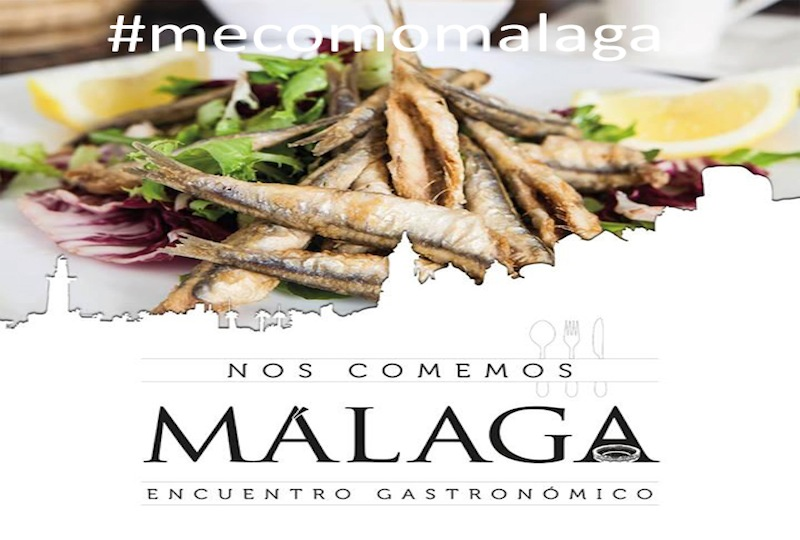 Encuentro gastronómico Nos comemos Málaga. (I)