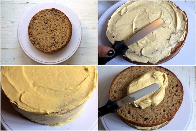 C124 9 LOLETA BANANA SPONGE CAKE