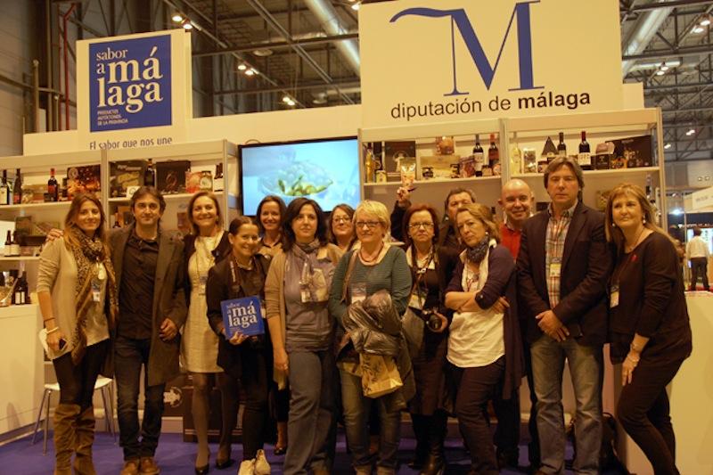 Sabor a Málaga en Salón de Gourmets Madrid