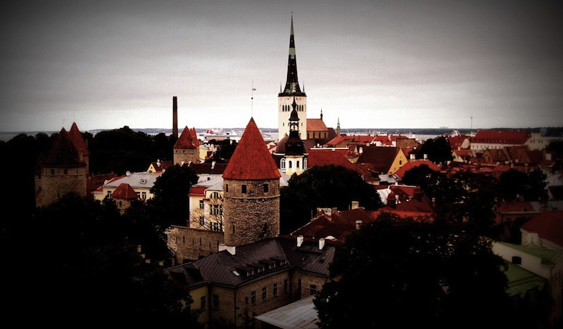Tallin. Una ciudad de cuento