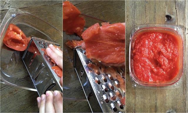 Trofie con salsa de verduras Loleta 1