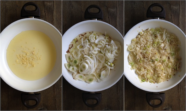 Trofie con salsa de verduras Loleta 3