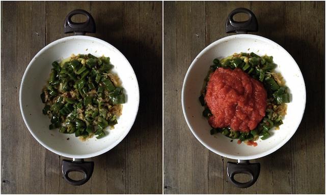 Trofie con salsa de verduras Loleta 4